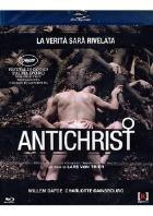 La copertina di Antichrist (blu-ray)