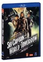 La copertina di Sky Captain and the World of Tomorrow (blu-ray)