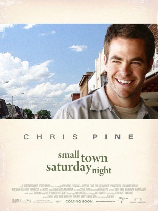 La locandina di Small Town Saturday Night