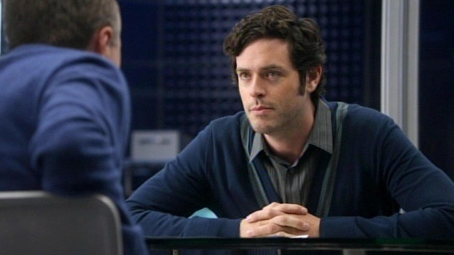 Lie to Me: Brendan Hines nell'episodio Black Friday