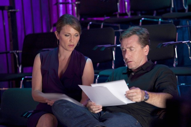 Lie to Me: Tim Roth e Kelli Williams nell'episodio Fold Equity