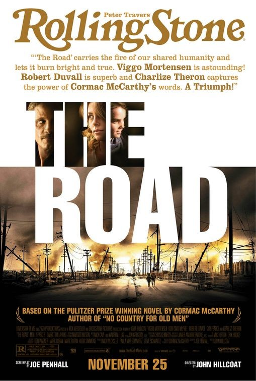 Nuovo poster per The Road