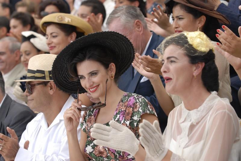 Penelope Cruz in una sequenza del biopic Manolete, dedicato al celebre torero spagnolo