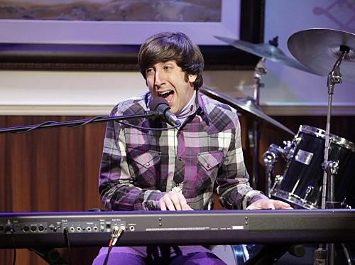 The Big Bang Theory: Simon Helberg in una scena dell'episodio The Vengeance Formulation