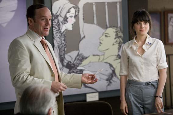 Zooey Deschanel è nel cast del film 500 giorni insieme (2009)