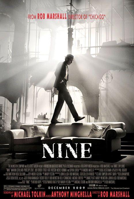 Ancora una nuova locandina per Nine
