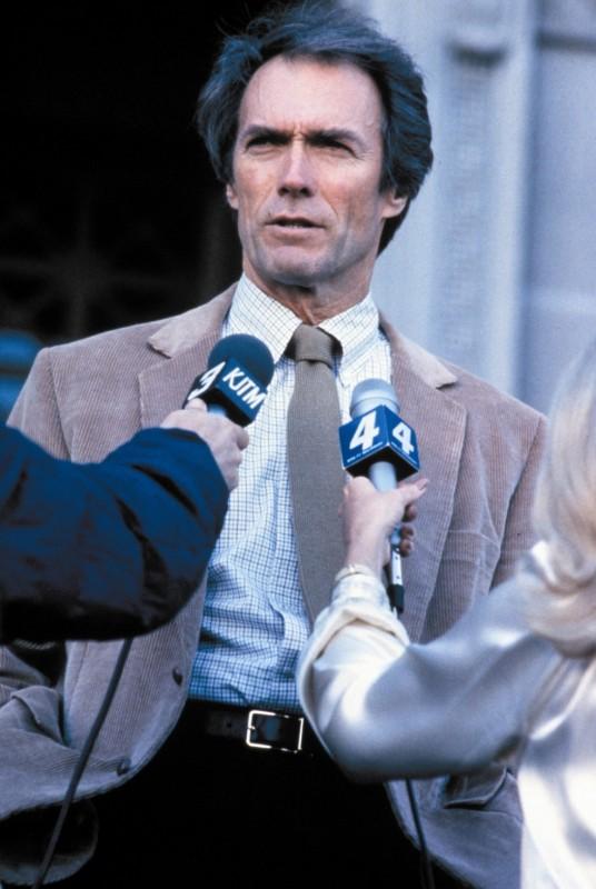 Clint Eastwood nel film Corda tesa (Tightrope, 1984)