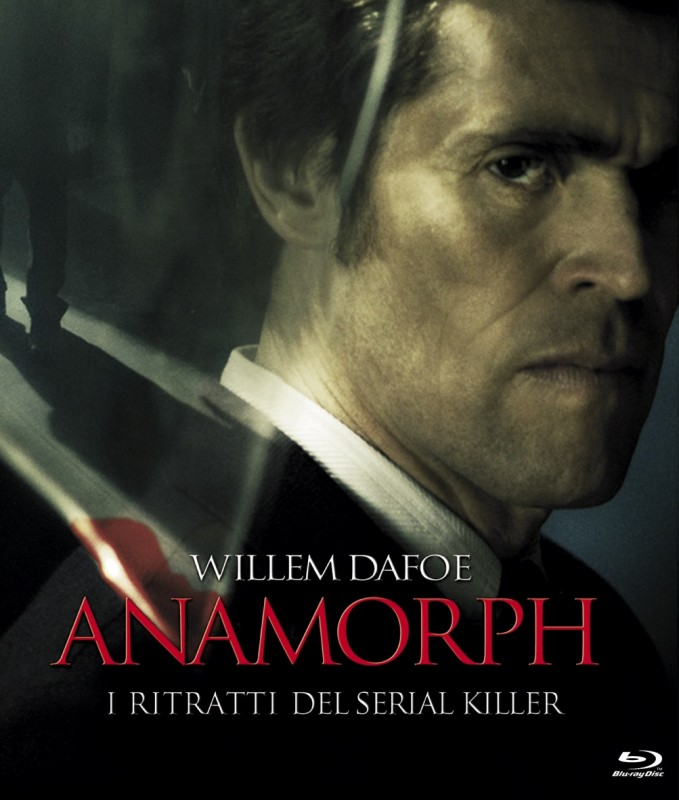 La copertina di Anamorph (blu-ray)