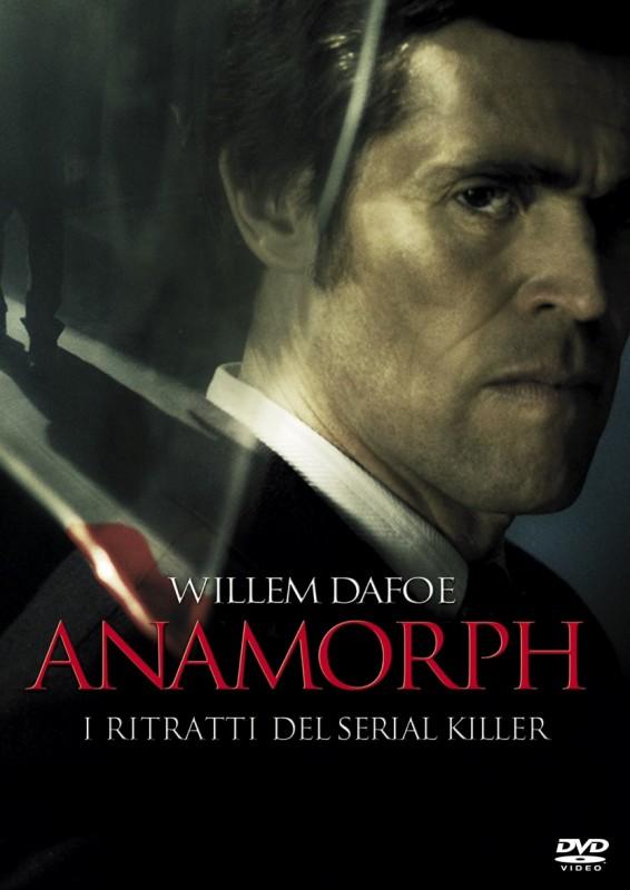 La copertina di Anamorph (dvd)