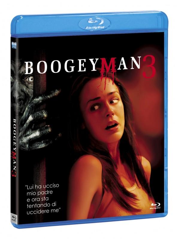 La copertina di Boogeyman 3 (blu-ray)