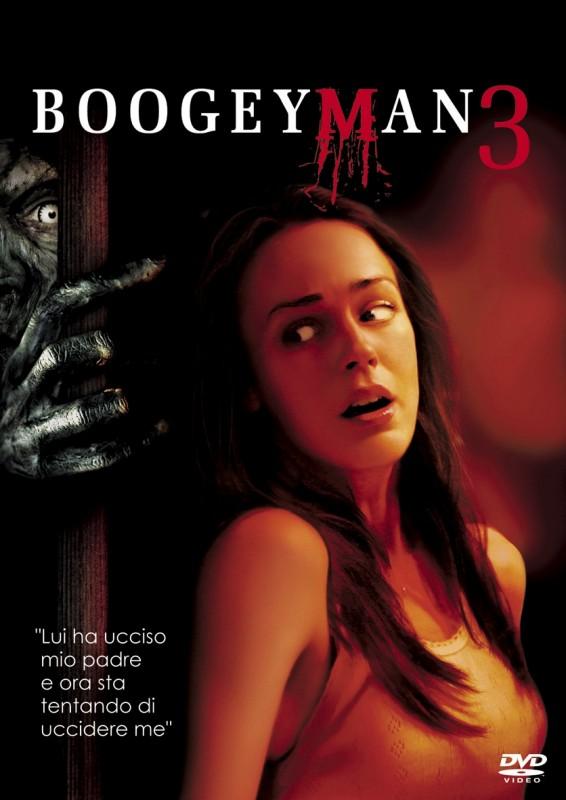 La copertina di Boogeyman 3 (dvd)