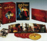 La copertina di Harry Potter e la Camera dei Segreti - Ultimate Edition (dvd)