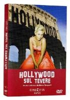 La copertina di Hollywood sul tevere (dvd)