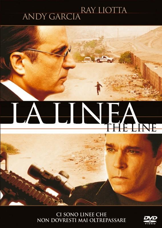 La copertina di La linea (dvd)