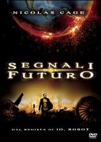 La copertina di Segnali dal Futuro (dvd)