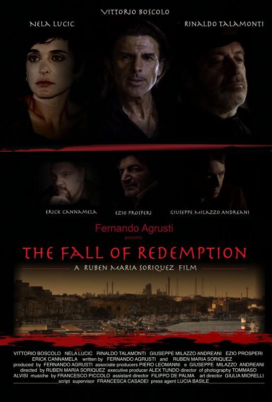 Locandina straniera del film The Fall of Redemption