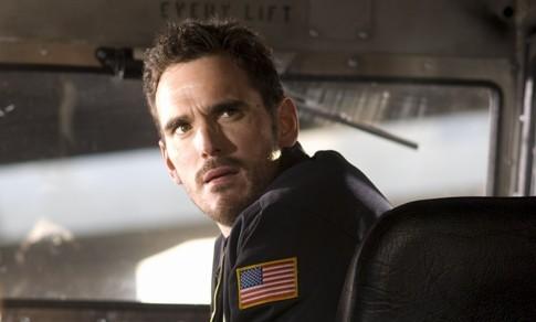 Matt Dillon in una scena di Armored