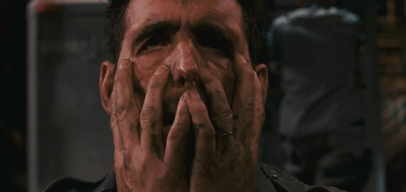 Matt Dillon nel film Armored