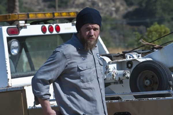 Sons of Anarchy: Ryan Hurst in una scena dell'episodio Balm