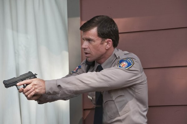 Sons of Anarchy: Taylor Sheridan nell'episodio Falx Cerebri
