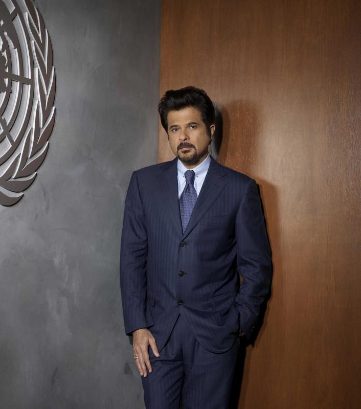 24: Anil Kapoor in una foto promozionale della stagione 8