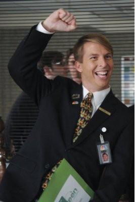 30 Rock: Jack McBrayer in una scena dell'episodio Sun Tea