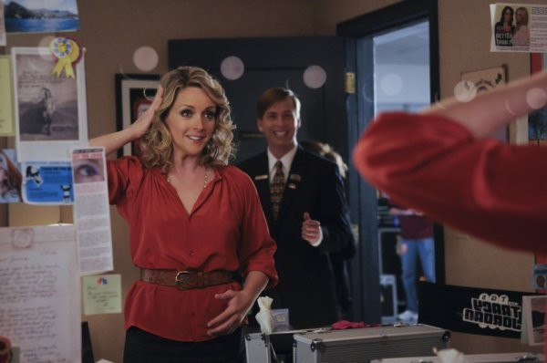 30 Rock: Jane Krakowski e Jack McBrayer nell'episodio Sun Tea