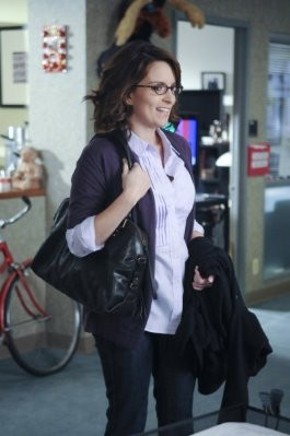 30 Rock: Tina Fey nell'episodio The Problem Solvers