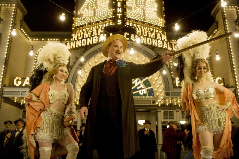 Boardwalk Empire: Kevin Carolan in una scena della serie HBO