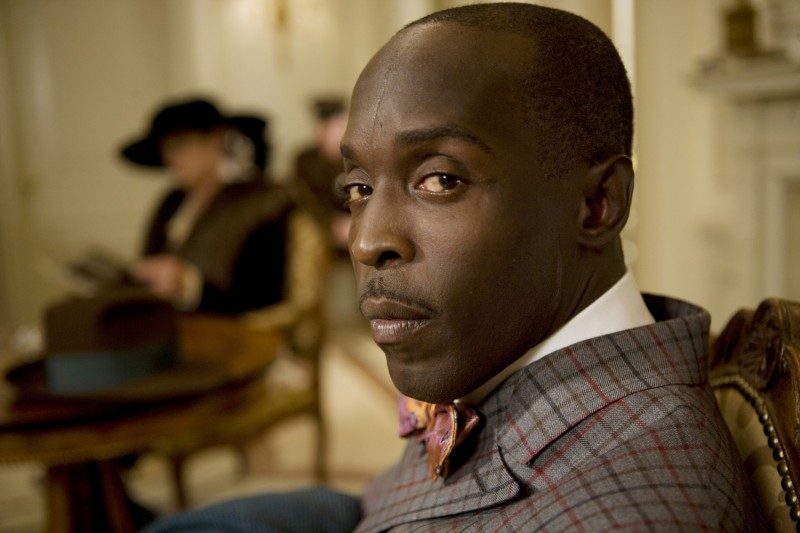 Boardwalk Empire: Michael K. Williams nella serie HBO
