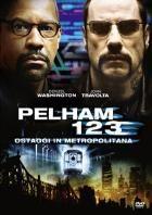 La copertina di Pelham 1-2-3: Ostaggi in metropolitana (dvd)