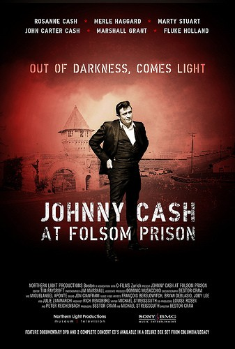 La locandina di Johnny Cash at Folsom Prison