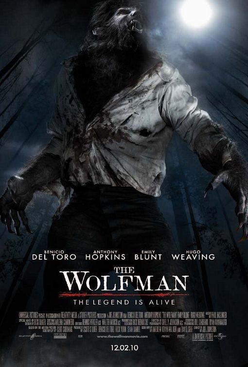 Nuova locandina internazionale di Wolfman