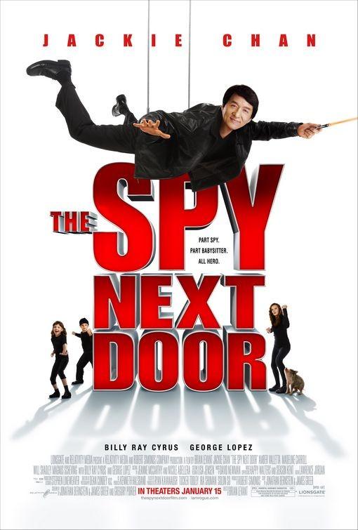 Nuovo poster per The Spy Next Door