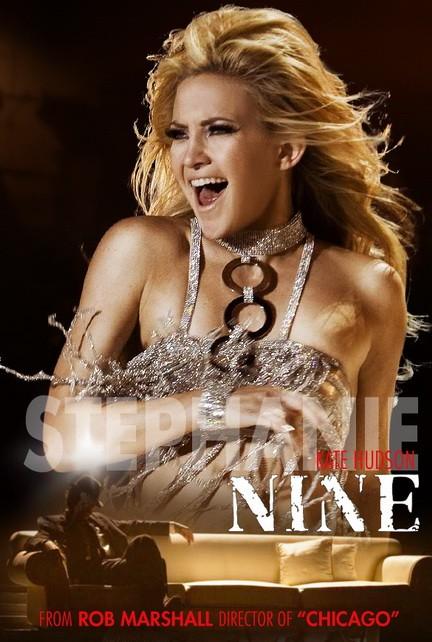Character poster per Nine - Kate Hudson