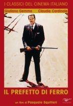 La copertina di Il prefetto di ferro (dvd)