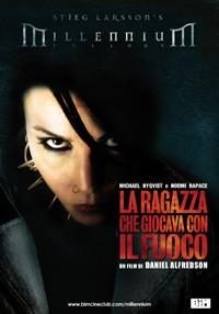 La copertina di La ragazza che giocava con il fuoco (dvd)