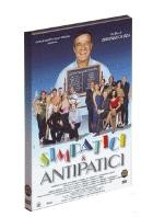 La copertina di Simpatici e antipatici (dvd)