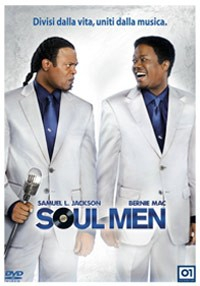La copertina di Soul Men (dvd)