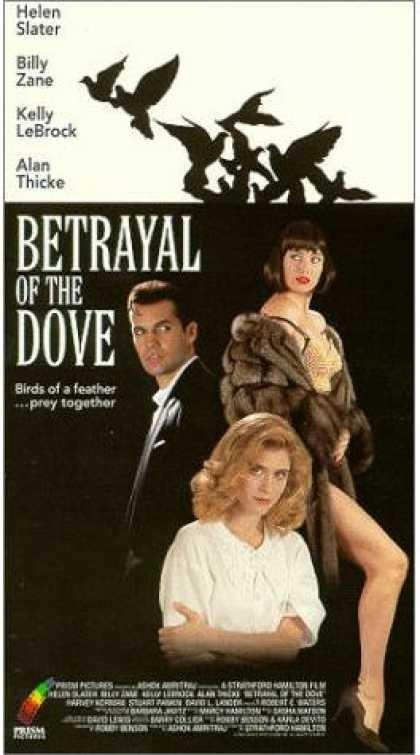 La locandina di Betrayal of the Dove