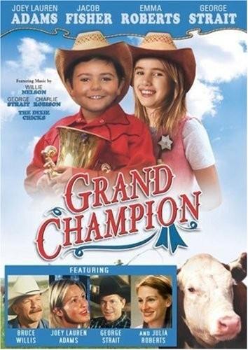 La locandina di Grand Champion