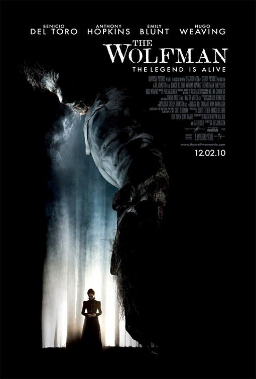Altro poster USA per Wolfman