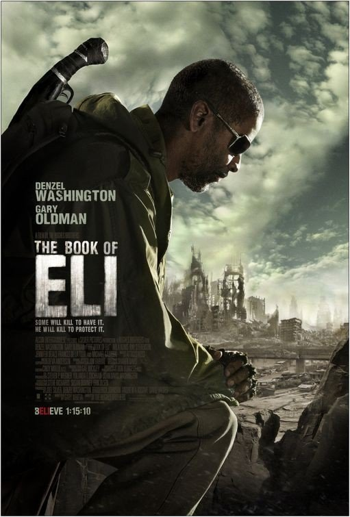 Nuovo poster per The Book of Eli