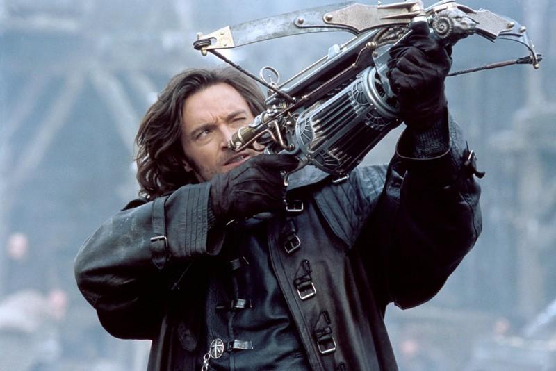Hugh Jackman interpreta Abraham Van Helsing nell'omonimo film