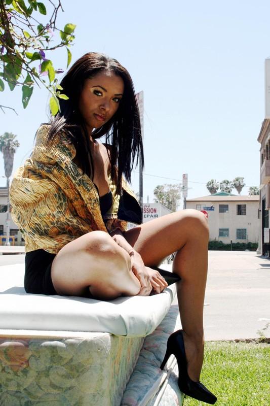 Katerina Graham in una foto promozionale