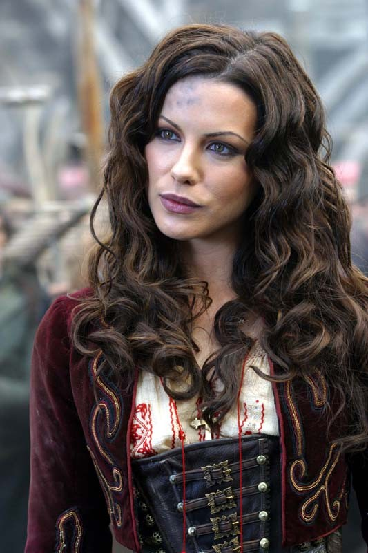 L'attrice Kate Beckinsale interpreta Anna nel film Van Helsing