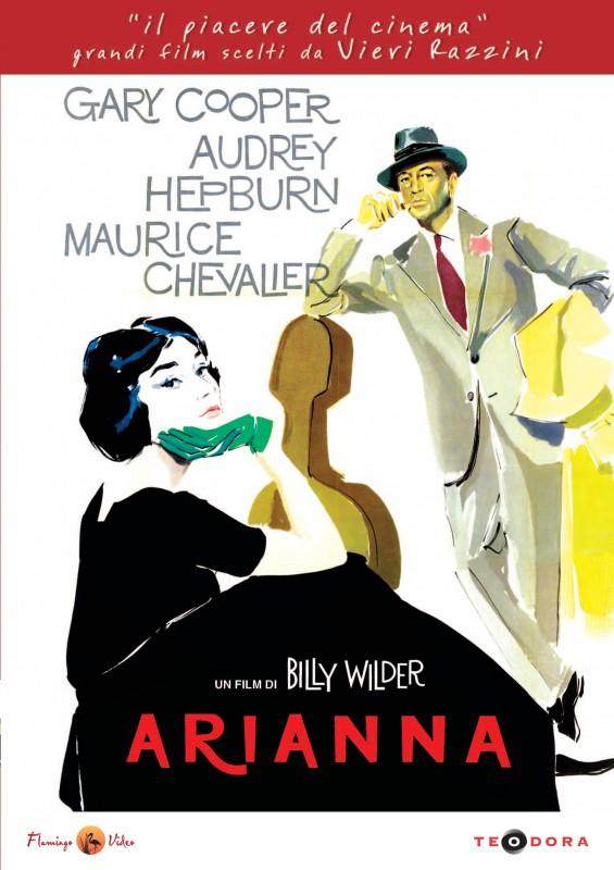 La copertina di Arianna (dvd)