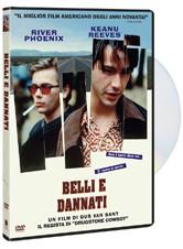 La copertina di Belli e dannati (dvd)