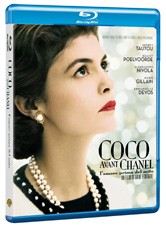 La copertina di Coco avant Chanel - L'amore prima del mito (blu-ray)