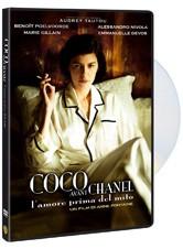La copertina di Coco avant Chanel - L'amore prima del mito (dvd)